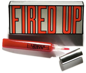 New from Lipstick Queen: FIRED UP