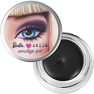 Simple Smokey Eye Alert: Stila Smudge Pot – Little Black Dress