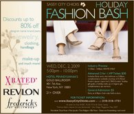 Sassy City Chicks Fashion Bash