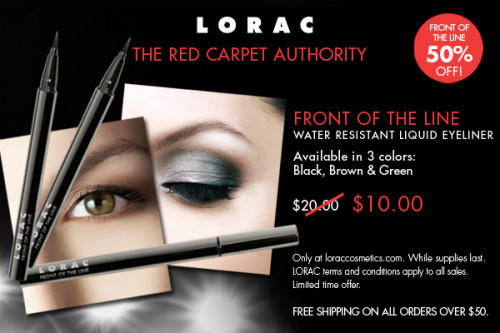 Special Offer from LORAC