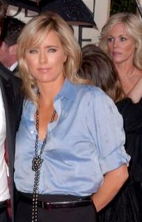 Golden Globes Makeup: Tea Leoni