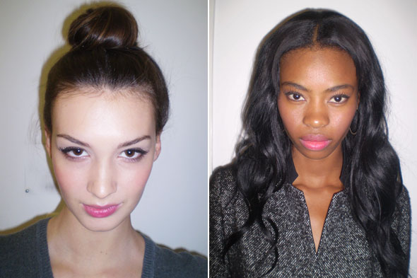 ThisThatBeauty's Exclusive Coverage of Mercedes-Benz Fashion Week Fall/2010: Stila Backstage Makeup at Rebecca Minkoff