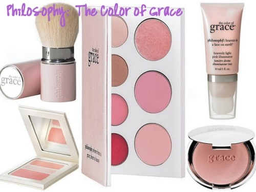 Spring Trendspotting: philosophy the color of grace collection