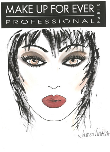 Cop the Look: Joan Jett – By James Vincent for MAKE UP FOR EVER