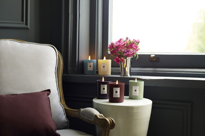 NEW from Jo Malone: Jo Malone and Farrow & Ball Limited Edition Scented Candles