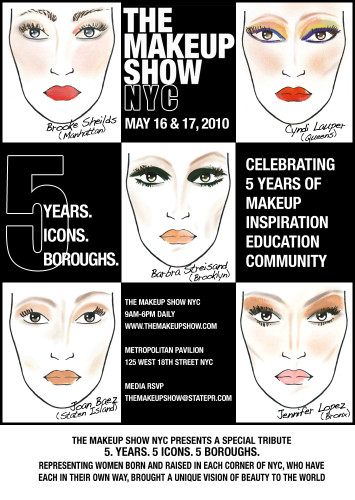 Win Tickets to The Makeup Show NY