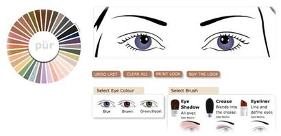 Find Your Ideal Eye Shadow with PÜR MINERALS' Virtual Looks Application