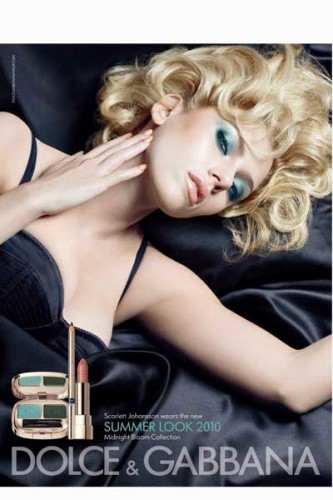 Summer Makeup Trendspotting 2010: D&G The Midnight Bloom