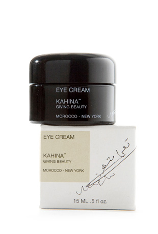ThisThatBeauty Reviews: Kahina Eye Cream