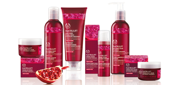 NEW: The Body Shop Natrulift