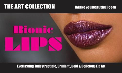 ThisThatBeauty Reviews: Bionic Lips by Danessa Myricks