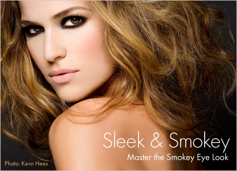 The look we all love: Smokey Eyes