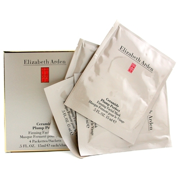 ThisThatBeauty Reviews: Elizabeth Arden Plump Perfect Firming Facial Mask