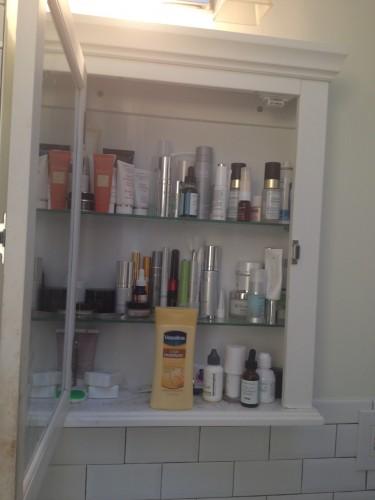 Felicia Walker Benson's Medicine Cabinet